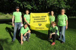 Foto: Maike Newsom / Greenpeace Hamburg
