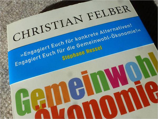 Buch Gemeinwohlökonomie