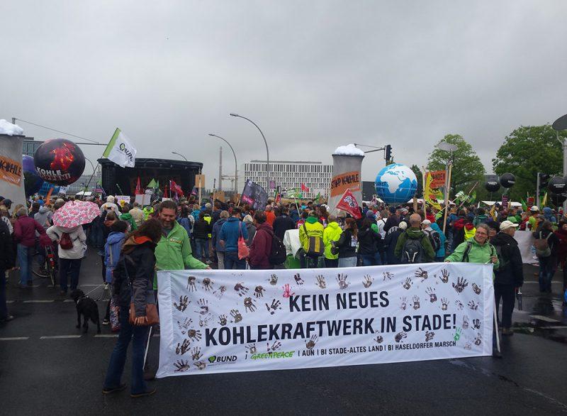 greenpeace kündigen